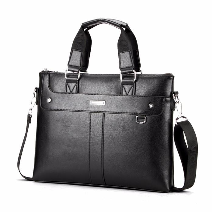 a5261b040f37 Портфель-сумка мужской A4 Polo Vicuna V6606 деловой черный - LEVSKI — Твой  интернет-