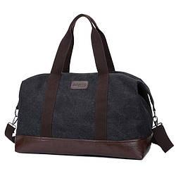 Дорожная сумка для спортзала 33 л Polo Vicuna V86 черная