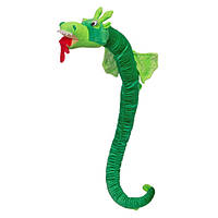 Мягкая игрушка Дракон змея