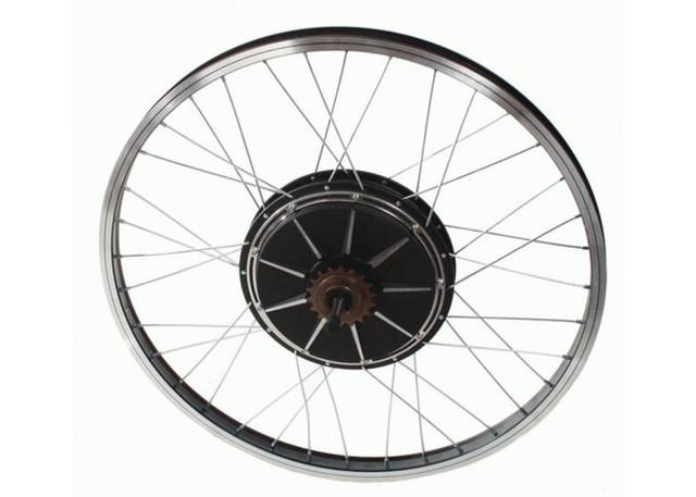 Мотор-колеса с прямым приводом