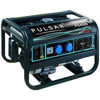 Бензогенератор PULSAR PG-4000Е