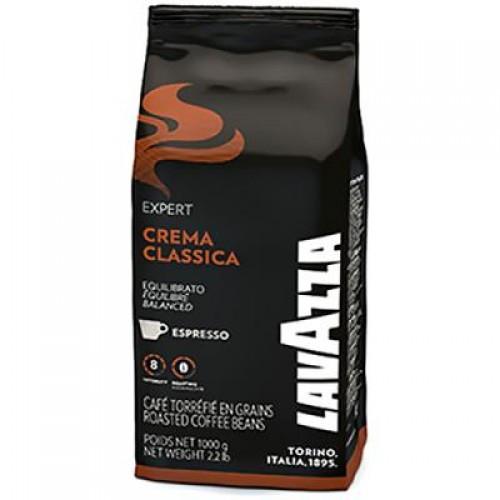 Кава Lavazza Crema Classica Expert 1 кг зерно