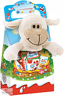 Kinder Maxi Mix с мягкой игрушкой Овечка, фото 1