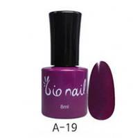 Гель-лак ''Bio Nail Gel Dark Violet''