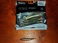 Силиконовые приманки traper TIN fish 100mm