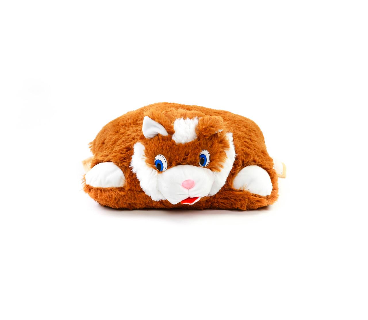 М'яка іграшка Кіт-Подушка