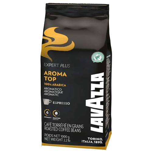 Кофе Lavazza Aroma Top Expert Plus 100% арабика 1 кг зерно