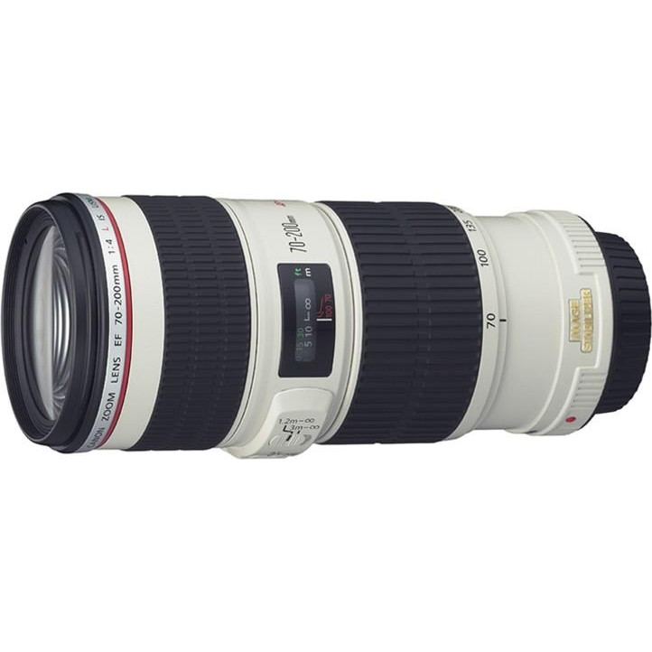 Телеобъектив Canon EF 70-200mm f/4L IS USM