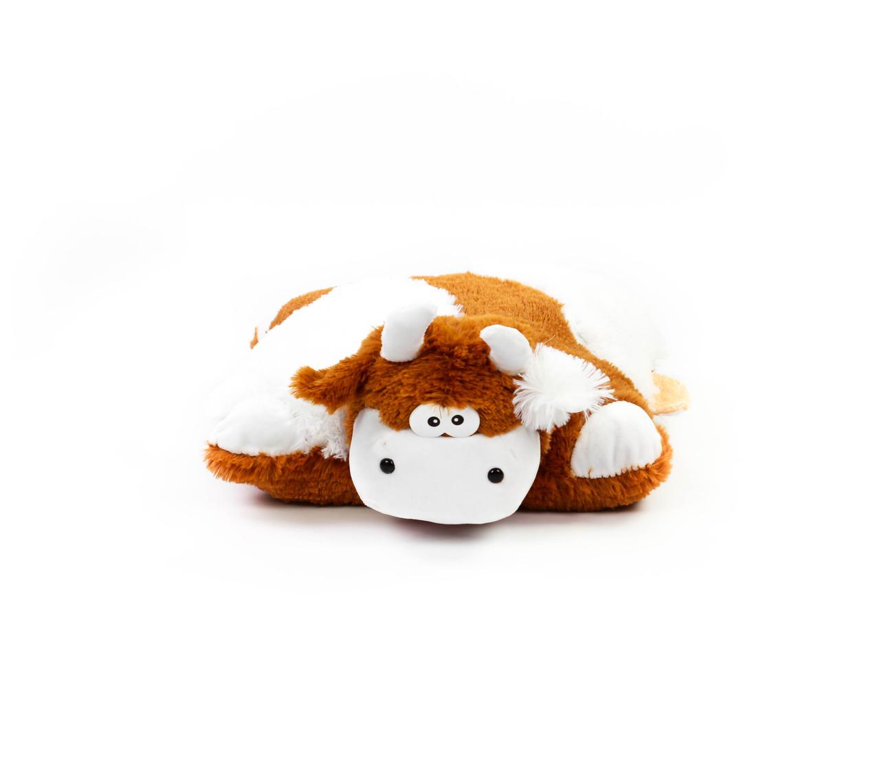 М'яка іграшка Бик-Подушка