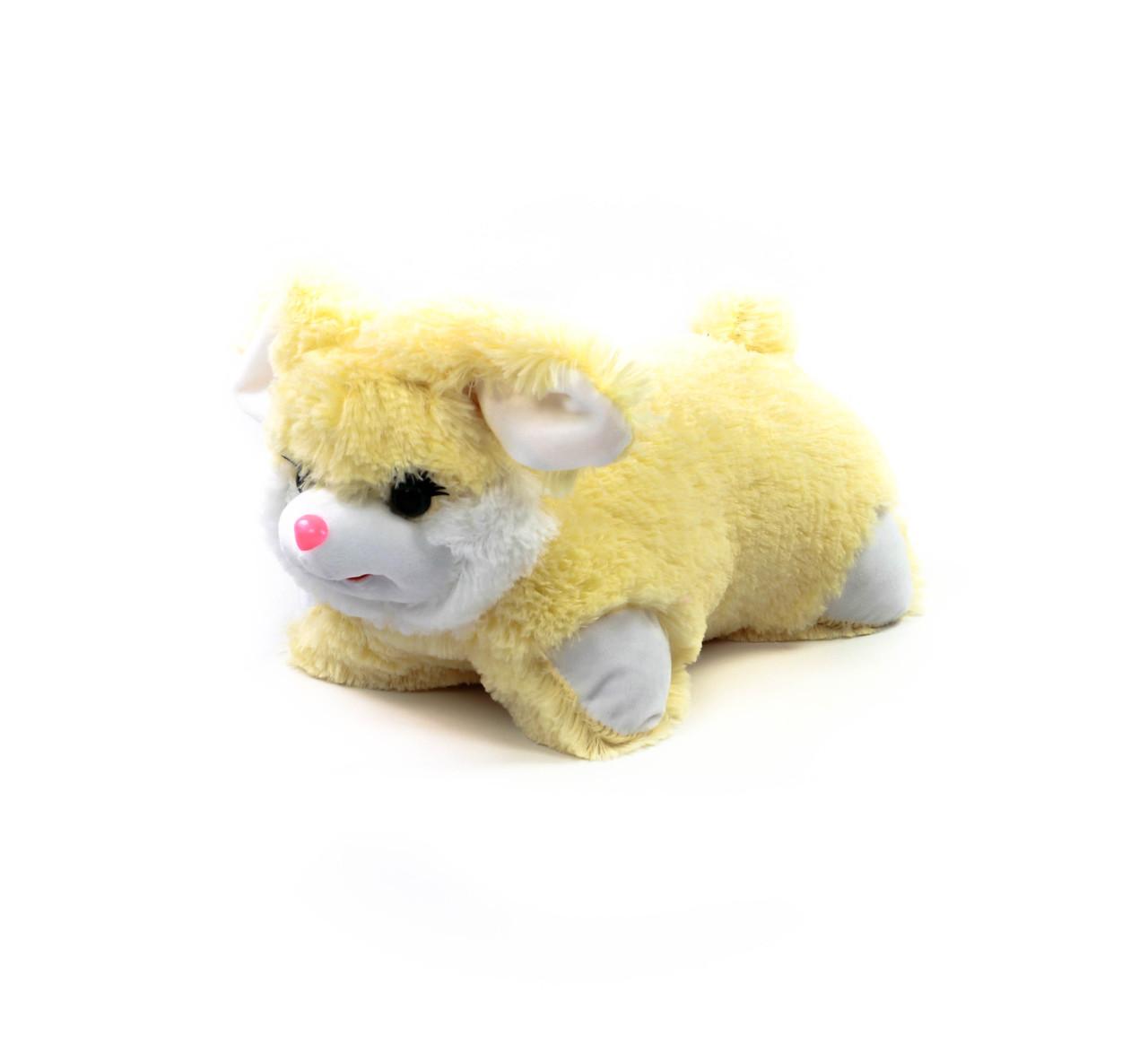 М'яка іграшка Зайчик-Подушка