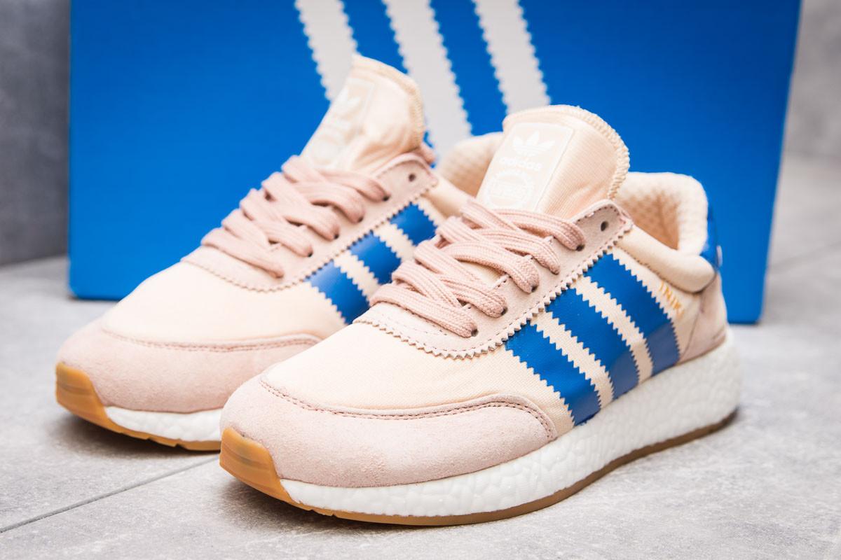 Кроссовки женские Adidas Iniki, бежевые (13801) размеры в наличии ► [  37 (последняя пара)  ]