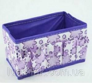 Органайзер, косметичка, колір - фіолетовий