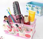 Органайзер, косметичка, колір - фіолетовий, фото 4