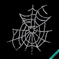 Термодрук на гаманці Павутина (Скло,2мм-біл.,3мм-біл.,4мм-біл.)