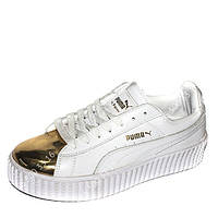 Кросівки подросковые Жіночі білі Пума р 36 - 41 (8 пар в ростовці) REVESE B5010-16 $