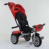 Велосипед  трехколесный Best Trike 9288 В- 3696 ,фара ,поворотное сиденье, складной  руль, фото 5