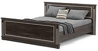 """Ліжко двоспальне """"Брістоль"""" Меблі-Сервіс / Кровать двуспальная """"Бристоль"""" Мебель-Сервис"""