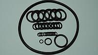 Кольца уплотнительные резиновые круглого сечения