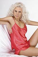 Шелковый комплект, маечка и шортики шелк - предпостельное женское белье. Размеры 42 - 50.