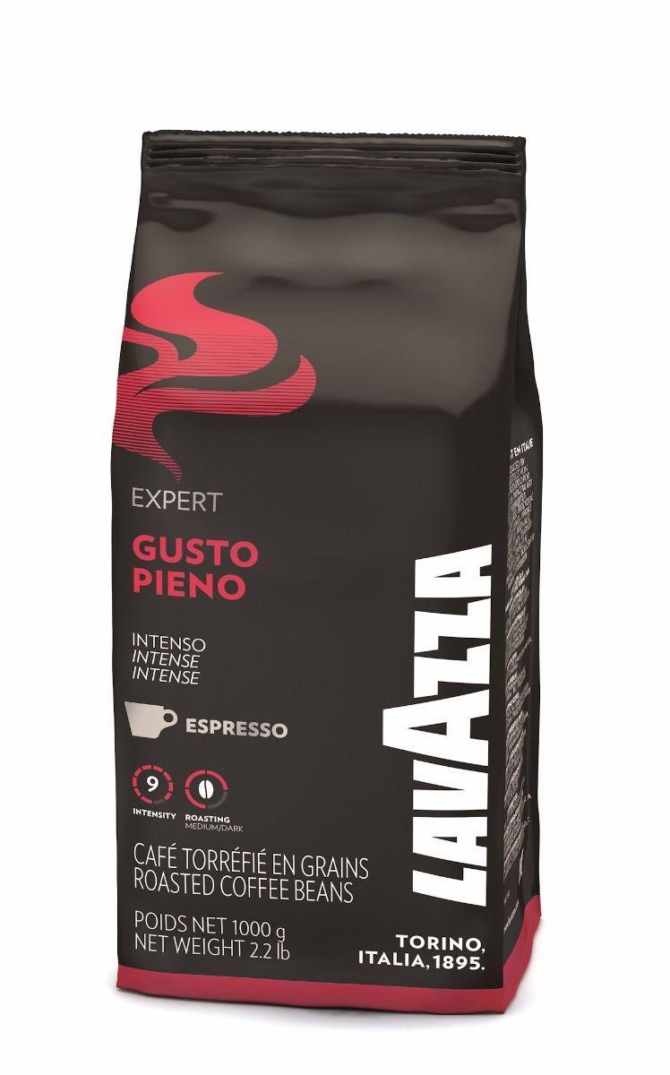 Кава Lavazza Gusto Pieno Expert 1 кг зерно
