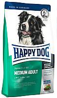 Корм для собак Happy Dog (Хэппи Дог) F&W Medium Adult для средних пород, 12,5 кг