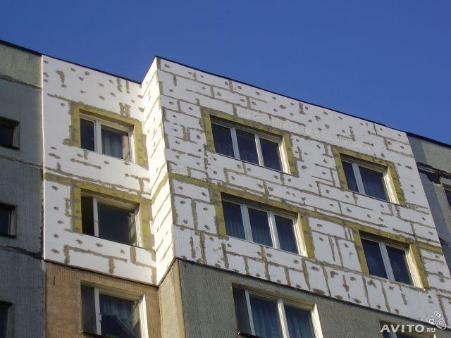 Утепление стен, квартир, домов, зданий - КОМПЛЕКСНОЕ  ОБЕСПЕЧЕНИЕ ЛАБОРАТОРИЙ  в Харькове