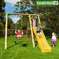Детская площадка Jungle Peak от Jungle Gym