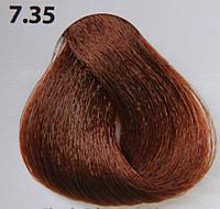 7.35 блонд теплого табачного оттенка, крем-краска для волос Lovin Color