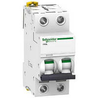 Автоматический выключатель iC60L 2P 6A Z Schneider Electric (A9F92206), фото 1