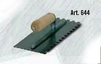 Зубчатый шпатель Nuova Battipav для клея 8 X 8