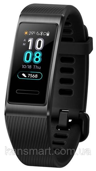 Фитнес браслет Huawei Band 3 Pro (TER-B19) Black