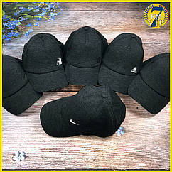 Мужская кепка Серый Миланж от производителя