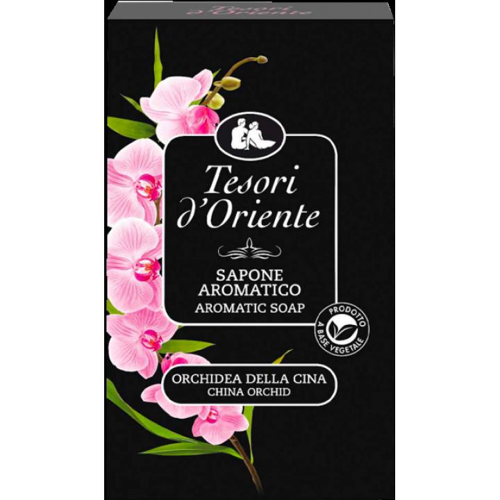 Tesori d´Oriente Твердое мыло китайская орхидея