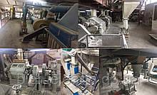 Мельничный комплекс по производству муки пшеничной производительность по переработке 70 тонн зерна /24 часа