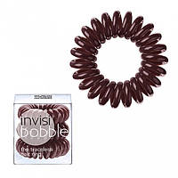 Резинка - браслет Invisi Bobble Коричневая