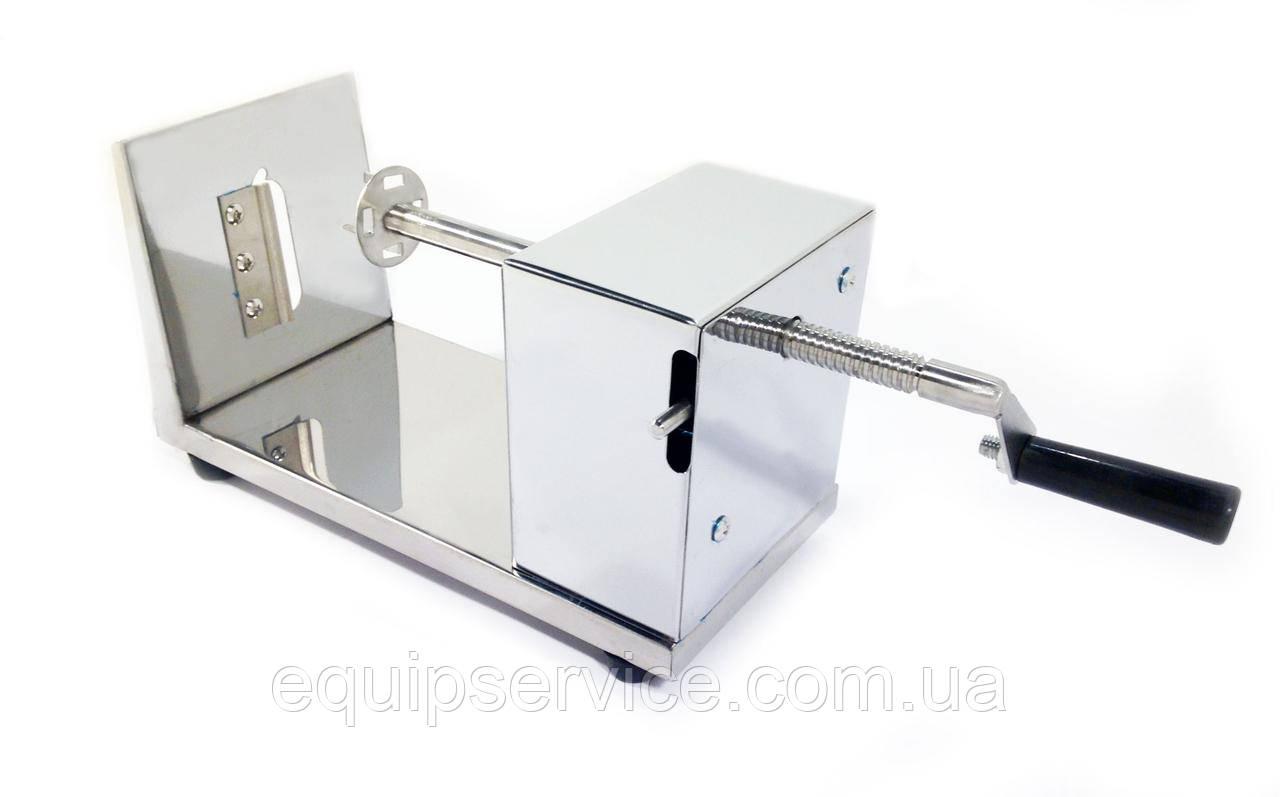 Чипсорез спиральный Слайсер для нарезания картошки чипсами GoodFood VC01