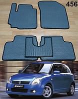 Килимки ЄВА в салон Suzuki Swift '05-09