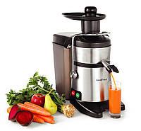 Соковыжималка эл. для твердых овощей и фруктов GoodFood FJ200, фото 1