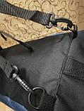(26*53)Дорожная сумка-рюкзак reebok Хорошее качество мессенджер многофункциональный только оптом, фото 8
