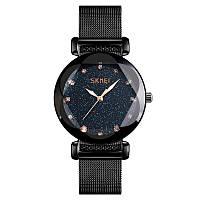 Skmei 9188 arrogant черные женские  часы, фото 1
