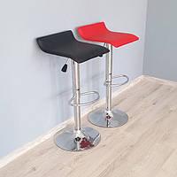 Барный стульчик с подставкой для ног