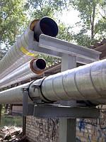 проектирование газопроводов, водопроводов, теплотрасс, канализации, котельных и пр.