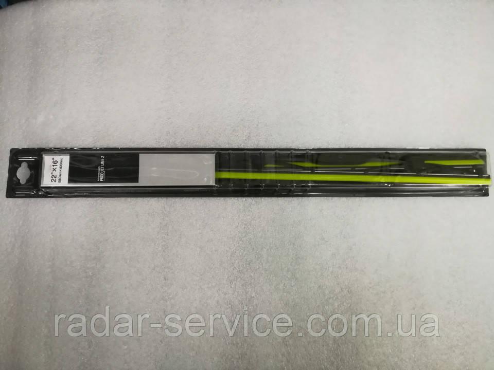 Щетки стеклоочистителя передние каркасные к-т., Picanto 2004-2008 SA, s983kc2216l