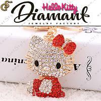 """Брелок Хелло Китти - """"Kitty"""" + подарочная упаковка!"""