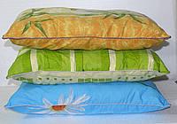 Подушки 60х60 ( силікон / тканина бязь Голд)