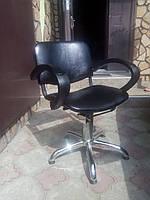 Кресло парикмахерское ELIZA Гидравлика Китай, Пятилучье, Нет, Нет