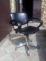 Кресло парикмахерское ELIZA Гидравлика Китай, Пятилучье, Да, Да
