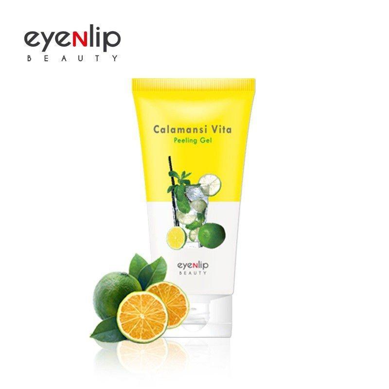 Пилинг-скатка с экстрактом каламанси Eyenlip Calamansi Vita Peeling Gel