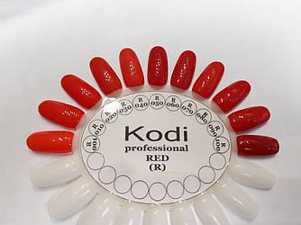 Палитра Kodi RED, (R)  8 мл