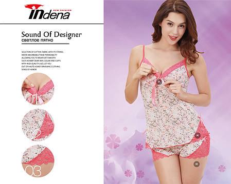 Женский комплект для сна Марка «INDENA» Арт.9102, фото 2